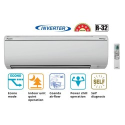 Daikin 1.5 Ton 5 Star Inverter Split AC (FTKG50TV16, White, Copper, Anti Microbial Filter, 2018 Model)