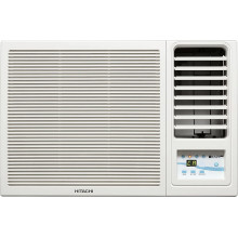 Hitachi 1 Ton 5 Star Window AC (RAW511KUD, Kaze Plus White)