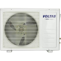 Voltas 2 Ton Hot & Cold Inverter Split AC (243VH SZS, R32, White)