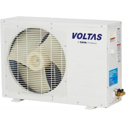 Voltas 1.5 Ton Hot and Cold Split AC (Copper 18H SZS, White)