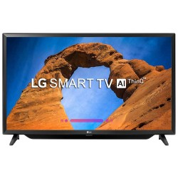 LG 80 cm (32 Inches) HD Ready LED Smart TV 32LK628BPTF (Black)