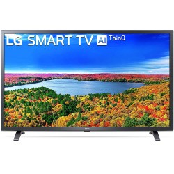 LG 80 cms (32 inches) HD Ready Smart LED TV (32LM636BPTB , Dark Iron Gray)