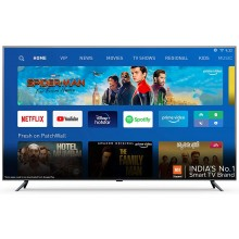 Mi TV 4X 163.9 cm (65 Inches) 4K Ultra HD Android LED TV (Black)