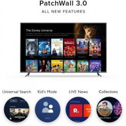 "Mi 4A 100 cm (40"") Full HD LED Smart Android TV With Google Data Saver"