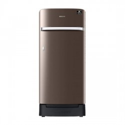 Samsung {RR21T2H2YDX/HL,Luxe brown} 198L 3Star Direct Cool Inverter  Refrigerator