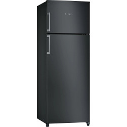 Bosch 288 L 3 Star Inverter Frost-Free Double Door Refrigerator (KDN30UB30I,  Black Metallic )