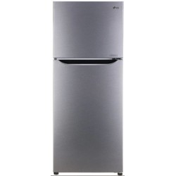 LG 260 L Smart Inverter 2 Star Frost Free Double Door Refrigerator (GL-N292BDSY, Dazzle Steel, 2020 Model)