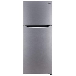 LG 308 L 2 Star Smart Inverter Frost-Free Double Door Refrigerator (GL-T322SDSY, Dazzle Steel, Convertible)