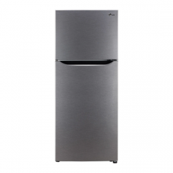 LG 284 L 3Star Frost Free Double Door Refrigerator {GL-T302SDS3, Dazzle Steel,Inverter Compressor}