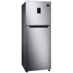 Samsung  314 L 2Star Frost Free Double Door Refrigerator{RT34T4632SL/HL, Real Stainless, 2020 model }