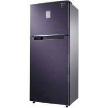 Samsung 465 L 2 Star Frost Free Double Door Refrigerator (RT47K6238UT/TL,  Pebble Blue, Convertible)