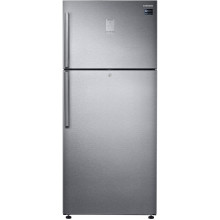 Samsung 551 L 2 Star Frost Free Double Door Refrigerator(RT56K6378SL/TL, Easy clean Steel, Inverter Compressor)
