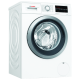 Bosch 10 kg Inverter Fully-Automatic Front Loading Washing Machine {WAU28460IN, White, Inbuilt Heater}