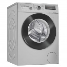 Bosch 8 Kg 5 Star Fully Automatic Front Load Washing Machine (WAJ2426GIN, Silver)