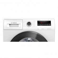 Bosch 7 Kg Inverter Fully-Automatic Front Loading Washing Machine (WAJ2426WIN, White)