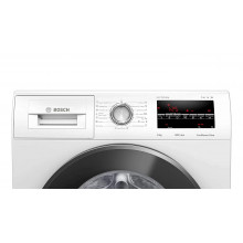 Bosch 8 Kg 5 Star Fully Automatic Front Load Washing Machine (WAJ2846WIN, White)