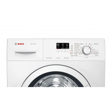 Bosch 6.5 kg Fully-Automatic Front Loading Washing Machine (WAK2006HIN, White)