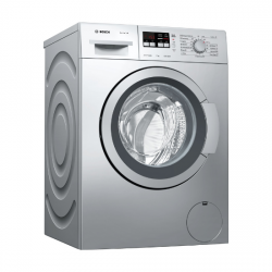 Bosch 7 Kg Fully Automatic Front Loading Washing Machine {WAK2416SIN, Silver}