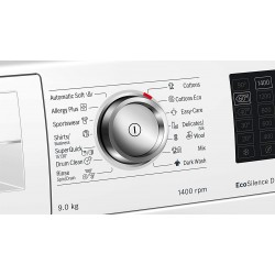 Bosch 9 kg Fully Automatic Front Loading Washing Machine {WAT28661IN, White}