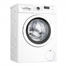 Bosch 6.5 kg Fully-Automatic Front Loading Washing Machine (WLJ2006HIN, White)