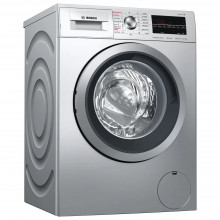 Bosch 8 kg/5 kg Inverter Washer Dryer (WVG3046SIN, Silver, Inbuilt Heater)