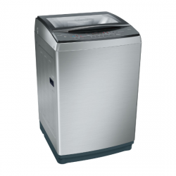 Bosch 10 Kg Fully-Automatic Top Loading Washing Machine {WOA106X0IN, Inox}
