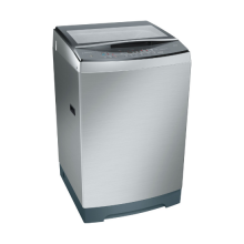 Bosch 12 Kg Fully-Automatic Top Loading Washing Machine {WOA126X1IN, Inox}