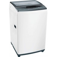 Bosch 7 kg Fully Automatic Top Load Washing Machine {WOE702W0IN, White}