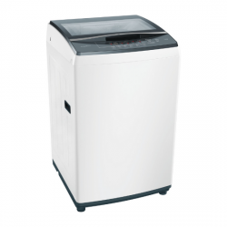 Bosch 7 kg Fully Automatic Top Load Washing Machine {WOE704W0IN, White}