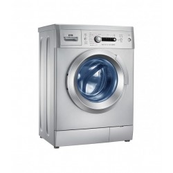 IFB 6 kg Fully Automatic Front Load washing machine with In-built Heater {Diva Aqua SX , Silver }