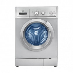 IFB 6 kg Fully Automatic Front Load washing machine with In-built Heater {Elena Aqua SX (LDT) , Silver }