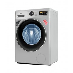 IFB 6 kg Fully Automatic Front Load Washing Machine with In-built Heater {Eva ZXS 6 Kg, Silver }