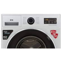 IFB 7 Kg Fully-Automatic Front Loading Washing Machine (SERENA ZXS 7 KG 1000 RPM, Silver)