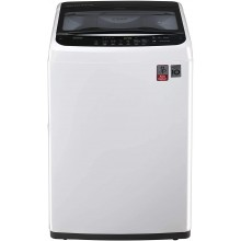 LG 6.2 kg Fully-Automatic Top Loading Washing Machine (T7288NDDLA, Blue White Silver)