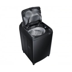Samsung 16 Kg Top Load Fully Automatic Washing Machine { WA16N6780CV/TL, Black Stainless}