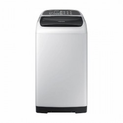 Samsung 6.5 kg Fully-Automatic Top Loading Washing Machine {WA65M4205HV/TL, Light Grey}