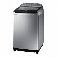 Samsung 9 Kg Top Loading Fully Automatic Washing Machine (WA90J5730SS/TL, Silver)