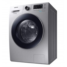 Samsung 7.0 kg / 5.0 kg Inverter Fully-Automatic Washer Dryer with Hygiene Steam (WD70M4443JS/TL, Silver)