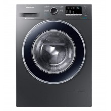 Samsung 8.0 Kg Inverter 5 star Fully-Automatic Front Loading Washing Machine (WW80J42G0BX/TL, Inox, Hygiene steam)