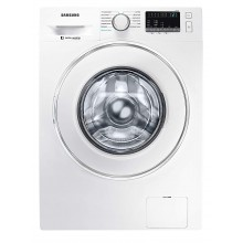 Samsung 8.0 Kg Inverter Fully-Automatic Front Loading Washing Machine (WW81J44G0IW, Hygiene steam, White)