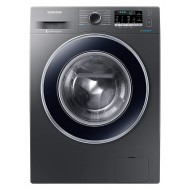 Samsung 8.0 kg Fully Automatic Front Loading Washing Machine {WW81J54E0BX/TL, Inox}