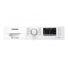 Samsung 8.0 Kg Inverter Fully-Automatic Front Loading Washing Machine (WW81J54E0IW/TL, White, Hygiene Steam)