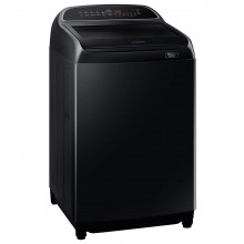 Samsung 10 Kg Inverter 5 star Fully-Automatic Top Loading Washing Machine (WA10T5260BV/TL, Black Caviar)